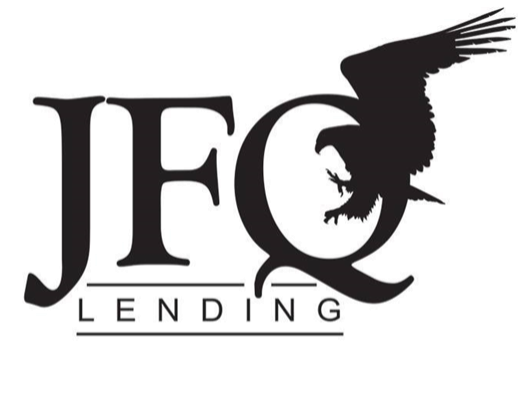JFQ Lending, Inc. Logo for mortgage company